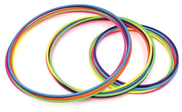 Hula hoop web