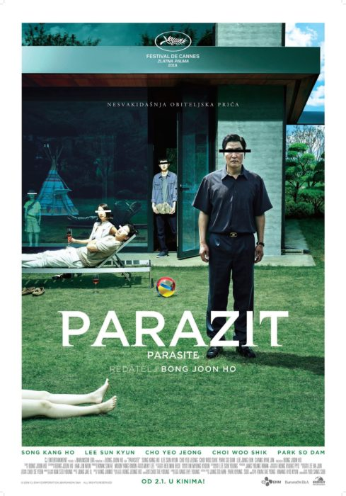 Parazit Ljetno kino